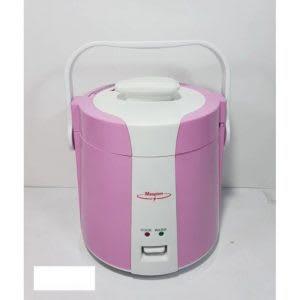 Rice Cooker Maspion - Mini Travel Cooker MRJ-052