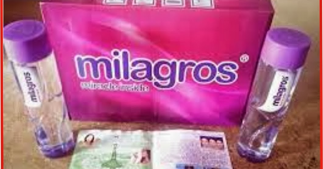 Image Result For Milagros Water Harga