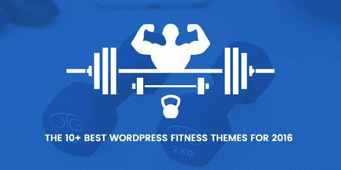 10 Best Fitness and Lifestyle WordPress Themes 2019