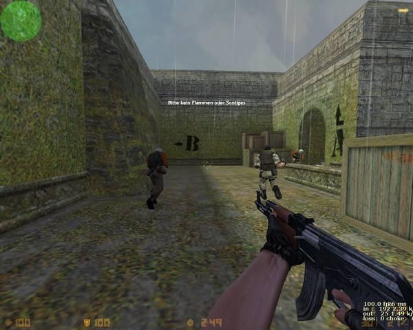 Free Game Tembak-Tembakan Counter Strike: Condition Zero