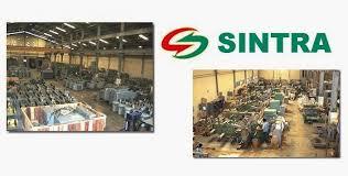 Lowongan Kerja PT Sintra Sinarindo Elektrik Maret 2017