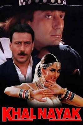 Khalnayak (1993) Hindi 720p HDRip ESub x265 HEVC 870Mb
