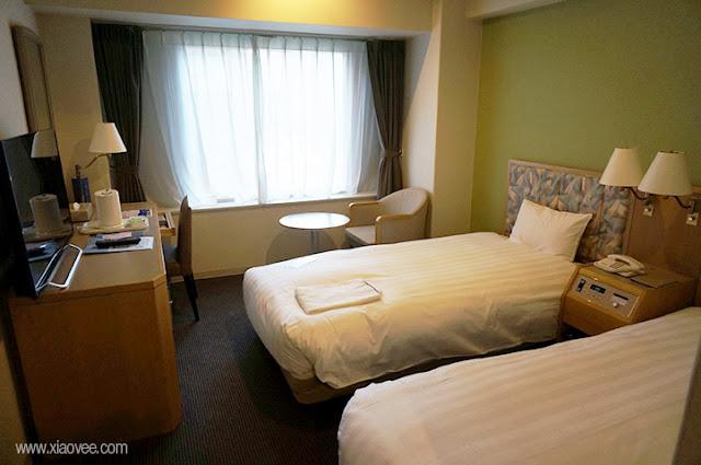 Sapporo Japan, Sapporo Jepang, Hokkaido Sapporo, ANA Hotel Sapporo review