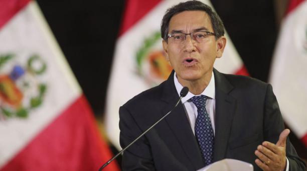 Día decisivo en #Perú: la destitución de Martín Vizcarra, en manos del Congreso