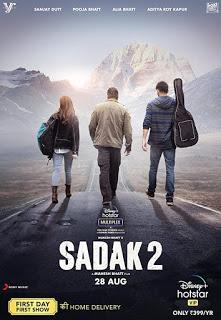 Sadak 2(2020)