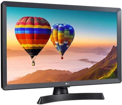 LG 24TN510S-PZ: monitor de 24'' con funciones de Smart TV, sintonizador de TDT2, Wi-Fi y Miracast