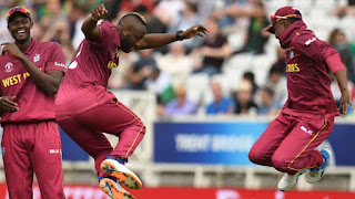 Pakistan vs West Indies 2nd Match ICC Cricket World Cup 2019 Highlights