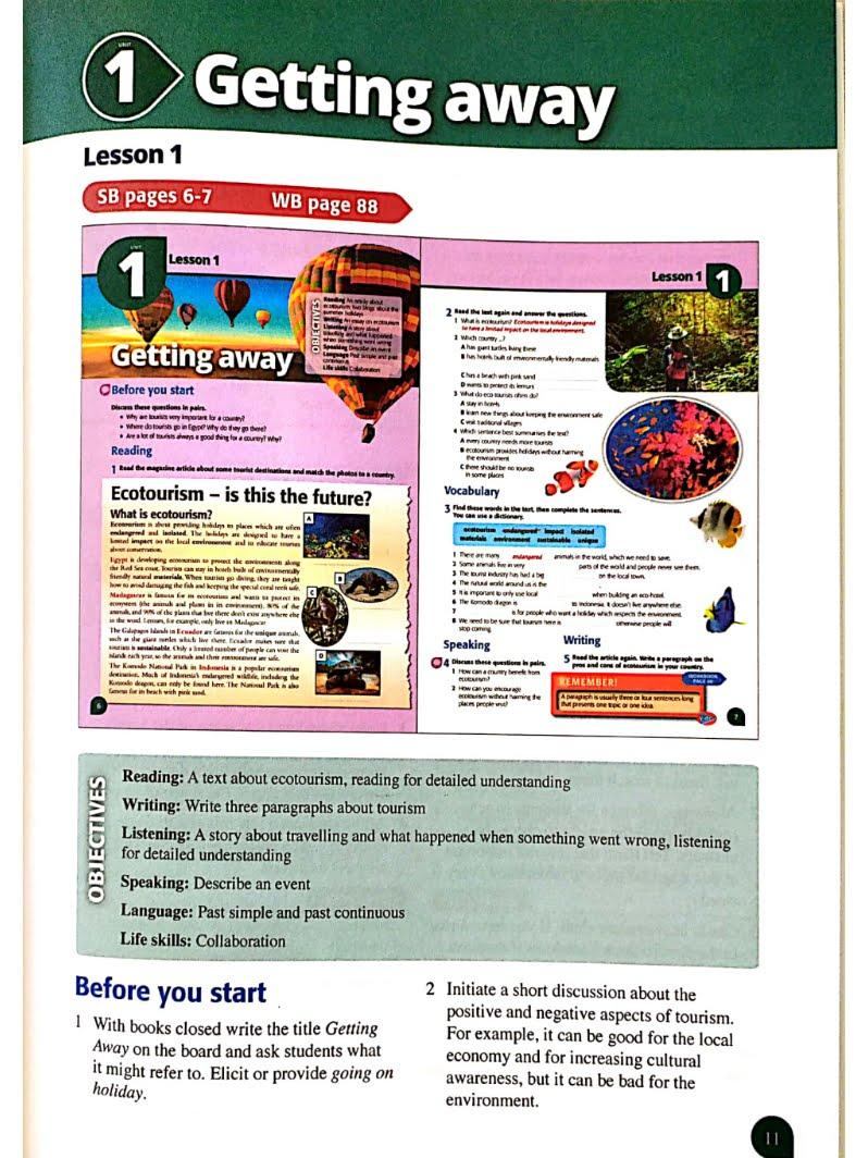 تحميل دليل المعلم PDF للصف الاول الثانوي 2020/2019 برابط مباشر,Teacher Guide 2020