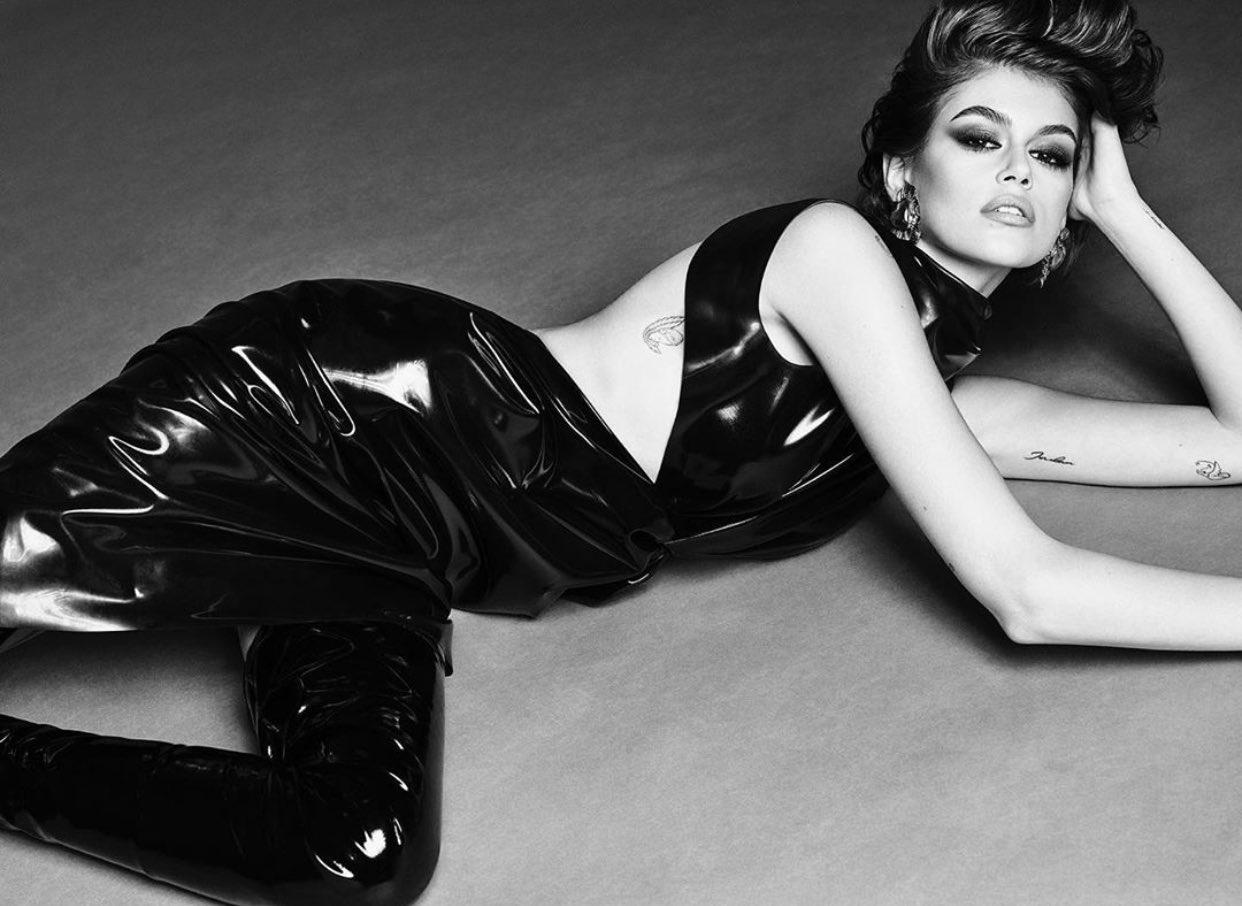 Kaia for Vogue Japan September 2020