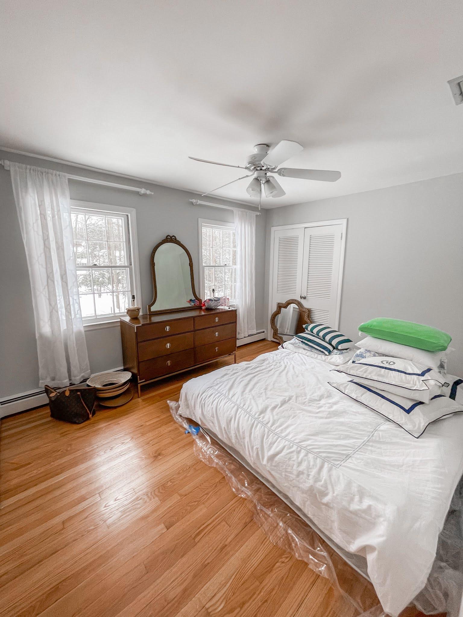 house update guest bedroom