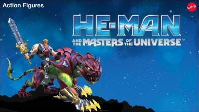 He Man and the Masters of the Universe Web Series Season 1 Hindi 480p