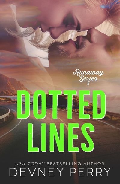 New Release: Dotted Lines (Runaway Road #5) by Devney Perry
