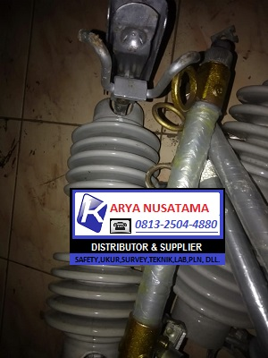 Jual Perangkat Listrik 20KV – 200A FCO Keramik di Padang