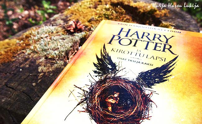 Hurja Hassu Lukija: John Tiffany: Harry Potter ja kirottu lapsi