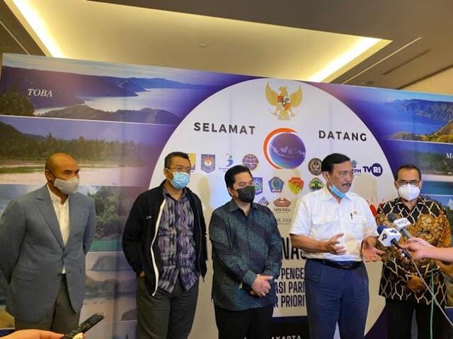 Gubernur Ikuti Rakornas di Jakarta, Perlu Ketenangan dan Kedamaian Untuk Jual Pariwisata