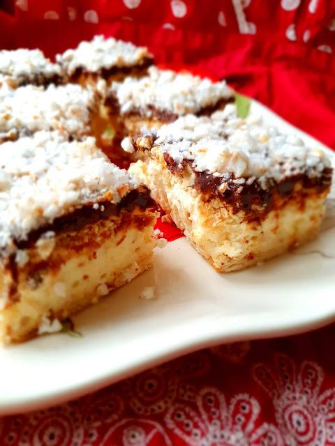 ciasto kinder country, baton kinder country,ciasto bez pieczenia,szybkie ciasto,smaczne ciasto dla dzieci,z kuchni do kuchni,najlepszy blog kulinarny