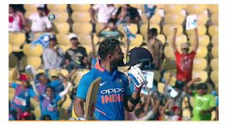 India's 500th ODI Win Highlights