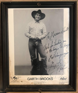 Garth Brooks at Gruene Hall