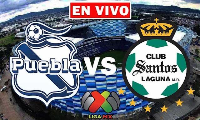 EN VIVO | Puebla vs. Santos Laguna, Semifinal decisiva de la LigaMX 2021 ¿Dónde ver el partido online gratis en internet?