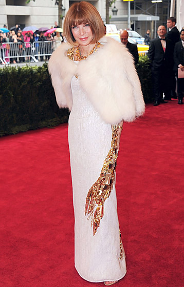 Cheaper By The Dozen Met Gala 2012 Hot Warm Cold