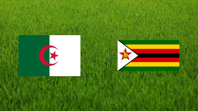 بث مباشر مباراة الجزائر وزيمبابوي