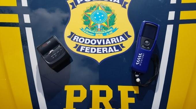 PRF prende homem de 24 anos por embriaguez ao volante em Areia Branca