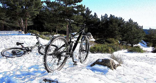 AlfonsoyAmigos - Nieve en Cercedilla