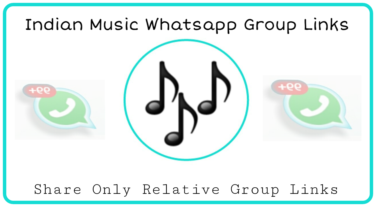 Indian Music Whatsapp Group link, Music WhatsApp group link - Group