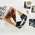 Ένα στολίδι στο τραπέζι μας - Resin black, white, gold serving board and coasters diy