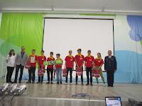 с 10 по 12 сентября состоялся слет областного полевого лагеря «Юный пожарный».