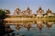Orchha fort, Madhya Pradesh