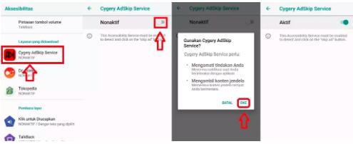 cara menghilangkan iklan youtube android tanpa root