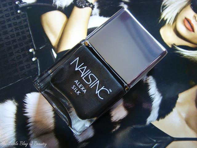 Nails Inc Alexa Silk