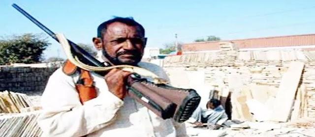 वो हिन्दु जिसने अकेले पाकिस्तान के 100 गावो पर किया था कब्जा........