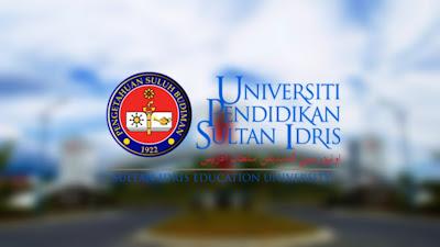 Permohonan UPSI Februari 2020 Online