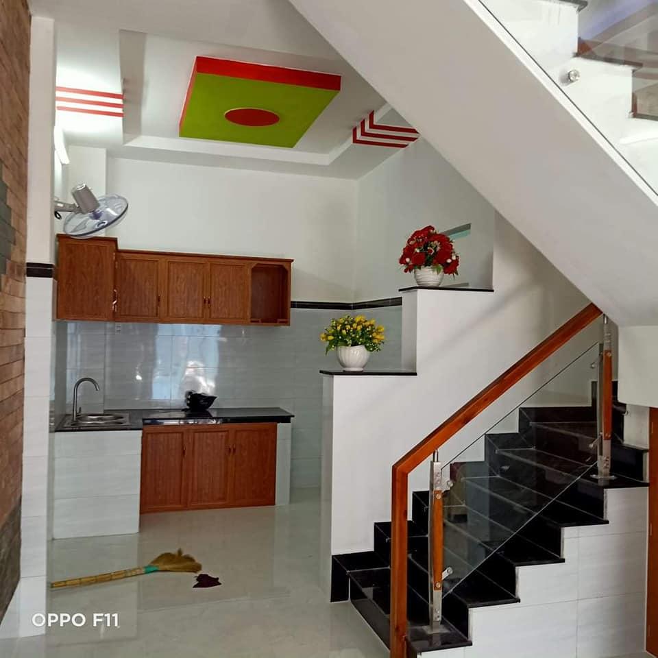 Bán nhà đẹp 1 lầu đúc thật hẻm 4m Đường số 14 Bình Hưng Hòa A quận Bình Tân