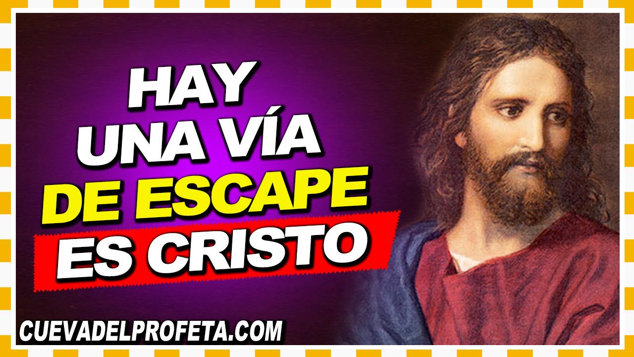 Hay una vía de escape es Cristo - William Branham en Español