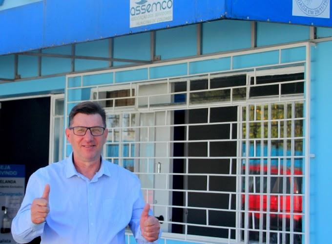 ASSEMCO é orgulho para os Servidores Municipais de Colombo. E já é maior que muitos sindicatos e municípios na gestão de Gilberto D'Agostin