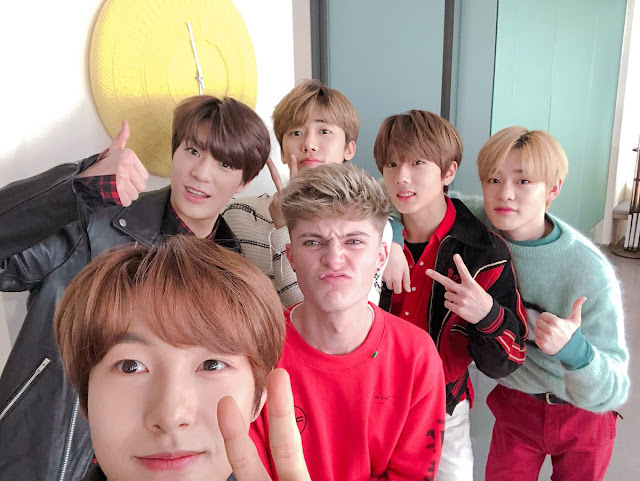 NCT DREAM-HRVY-STATION-DONT NEED YOUR LOVE