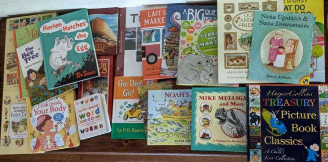 Sonlight Preschool Books