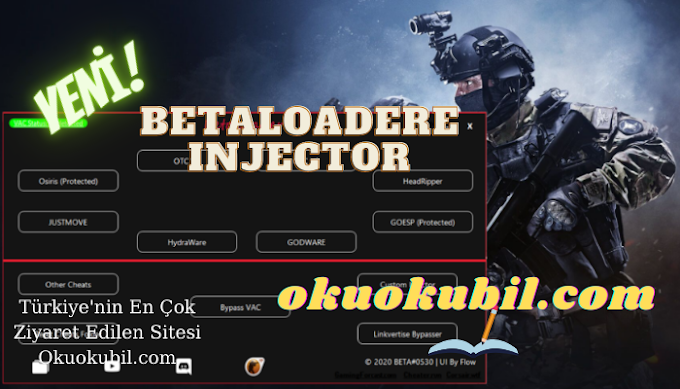 BetaLoader Injector Her DII İçin The Best CS:GO Loader Bypass VAC and CSGO Trusted Mode