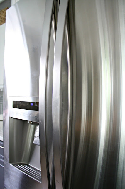 EASY way to clean stainless steel