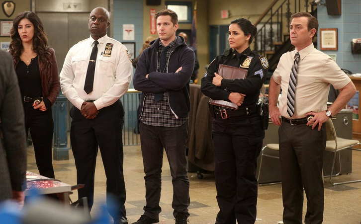 Brooklyn Nine-Nine - Episode 7.09 - Dillman - Promotional Photos + Press Release