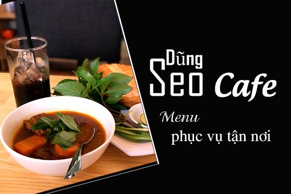 Cafe và Bò kho ngon tại Bảo Lộc