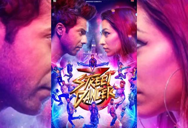 street dancer 3d movie download