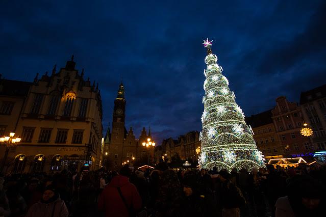 Rynek-Breslavia-Mercatini di Natale