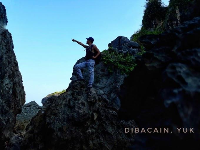 Pantai Siung, Surganya Pecinta Adrenalin Panjat Tebing