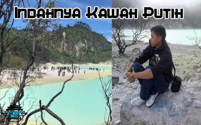 Surga Wisata Kawah Putih Bandung
