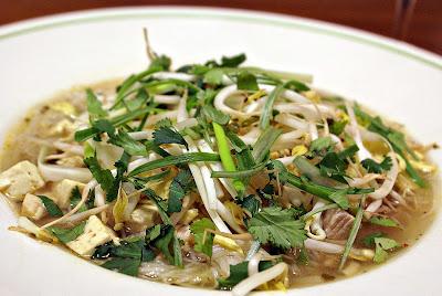 Hanoi-Style Pork and Chicken Vermicelli Soup (Bún Chả Hà Nội)