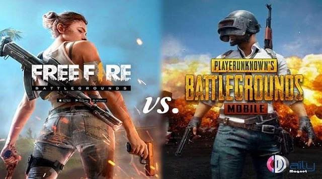Free Fire vs PUBG Mobile: Hangi oyunun performansı daha iyi?